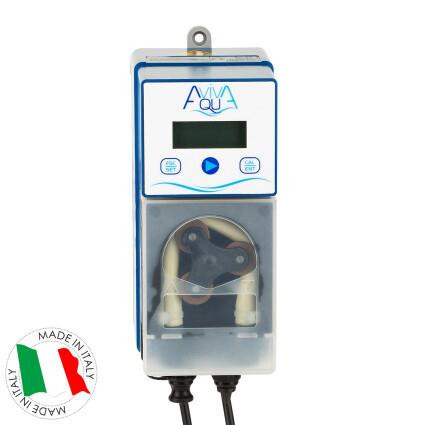 Aquaviva Перистальтический дозирующий насос AquaViva Cl/PH 1,5 л/ч (KURX) с авто-дозацией, с фикс.скор.