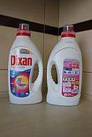 Жидкий стиральный порошок Dixan Multicolor 25 из Италии