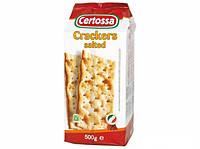 Крекеры CERTOSSA crackers salati, 500г.