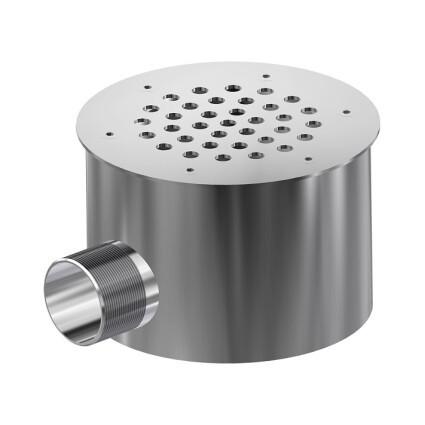 "Aquaviva Слив донный Aquaviva DN150M1 бетон 1,5"" AISI 304"
