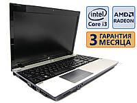 Ноутбук HP Probook 4520s 15.6 (1366x768) / Intel Core i3-370M (2x2.4GHz) / Radeon HD 5470 / RAM 4Gb / HDD 500Gb/АКБ 1 ч. 20 мин./Сост. 9.5/10 БУ