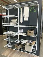Гардеробна система зберігання 2000х1500мм