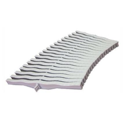 Kripsol Переливная решетка Kripsol NMC 2020.C с центральным соединением 195х20 мм