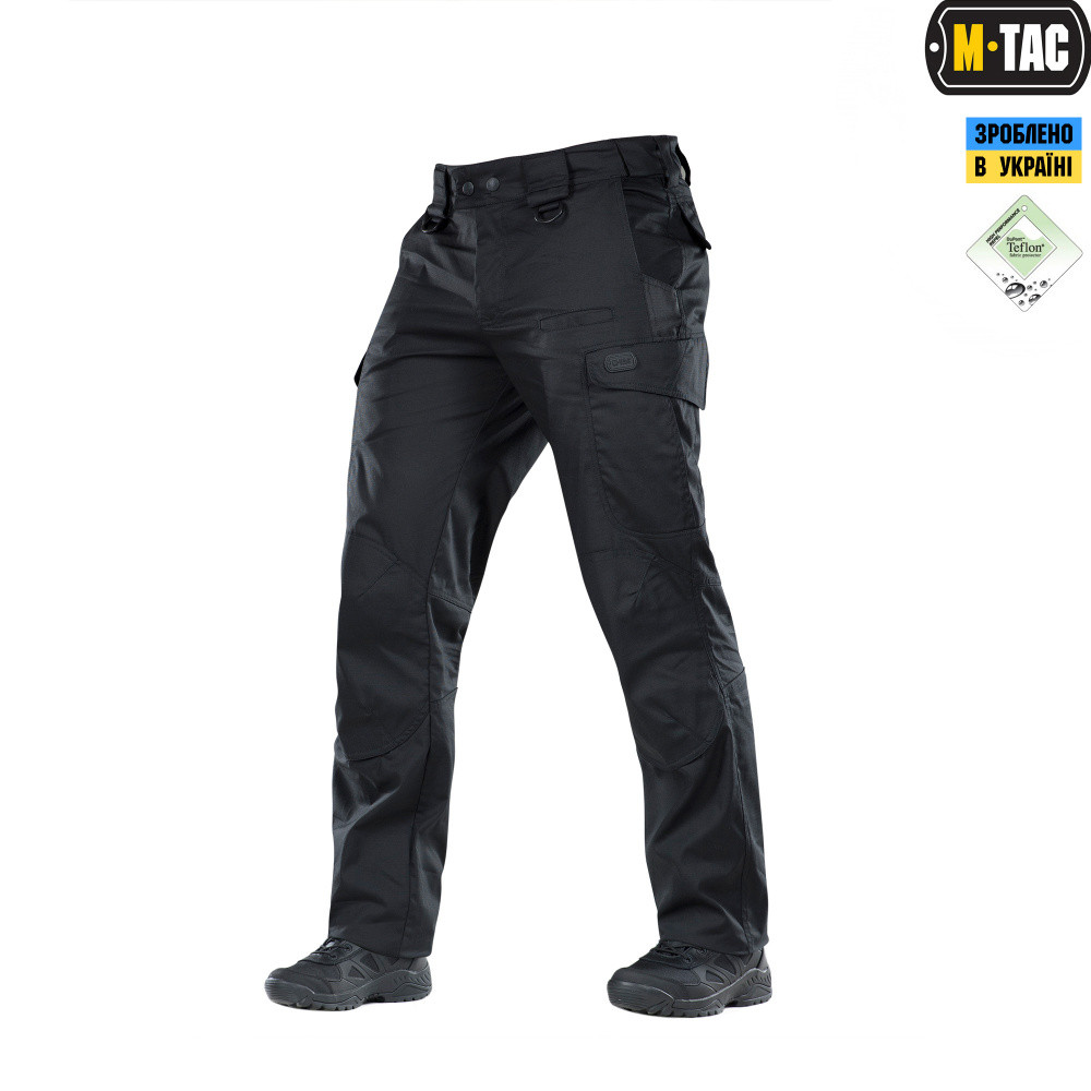 Тактичні штани M-Tac Operator Flex Black Size M