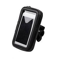 Универсальный держатель для телефона на велосипед или мотоцикл Leory в виде чехла