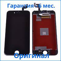 Original дисплей APPLE IPHONE 6S + Сенсор (тачскрин) / Экран на Айфон 6S черный (LCD Original), Original дисплей iPhone 6S чорний (LCD екран,