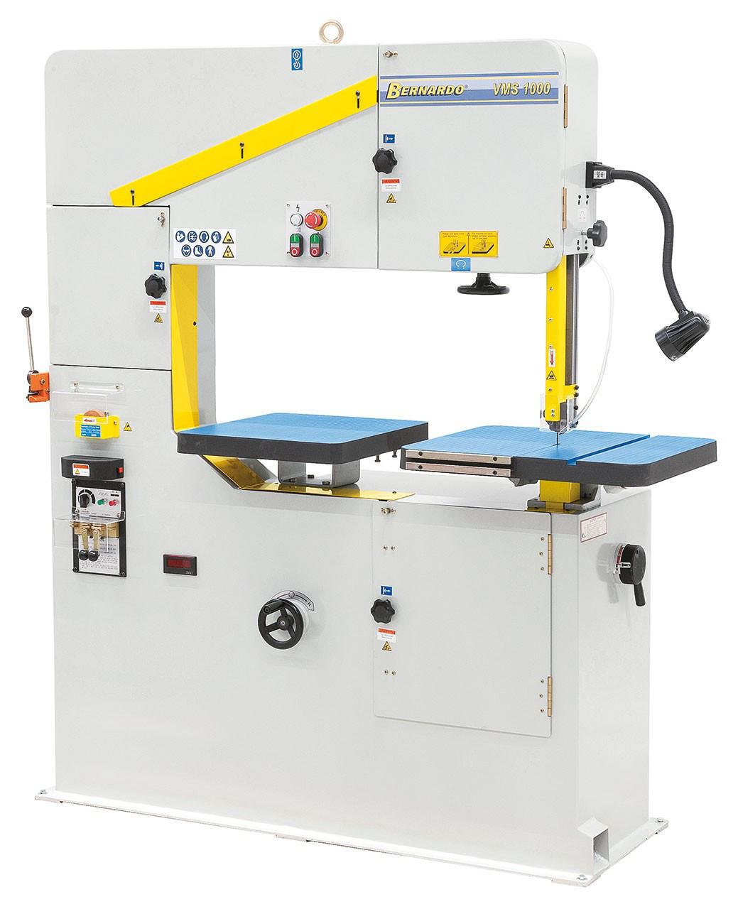 Вертикальный ленточнопильный станок по металлу VMS 1000  Bernardo