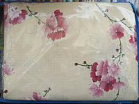 Постельное белье семейное GOLD цветочки