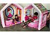 Детский игровой центр - надувной раскладной дом принцессы Intex 48635, фото 3