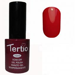 Гель-лак Tertio № 011 (темно-червоний)