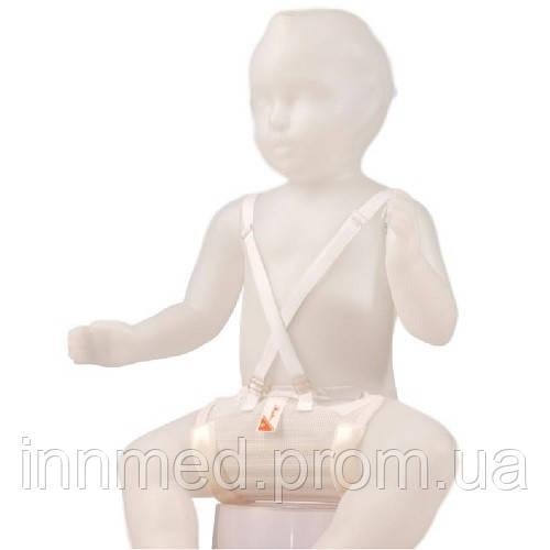 Бандаж детский (Перинка Фрейка с лямками) Fosta F 6853 размер XS