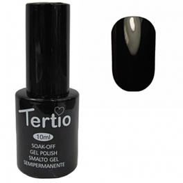 Гель-лак Tertio № 012 (черная эмаль)