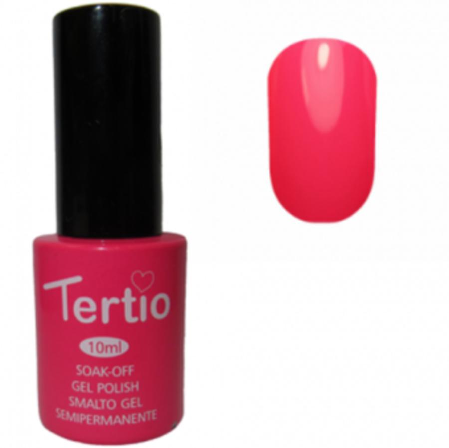 Гель-лак Tertio № 015 (ярко-розовый)
