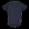Детская спортивная футболка, т.синий, SOL'S SPORTY KIDS от 6 до 12 лет, фото 2