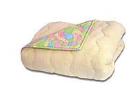 Одеяло комбинированное ткань поликотоно/мех