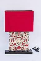 Светильник Каменный цветок высота 45 см