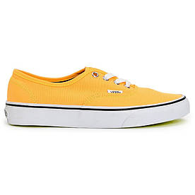 Кеди Vans - Authentic Orange/Yellow (оригінал)
