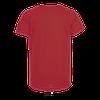 Детская спортивная футболка, красный, SOL'S SPORTY KIDS от 6 до 12 лет, фото 3