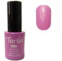Гель-лак Tertio № 025 (темно-лиловый)