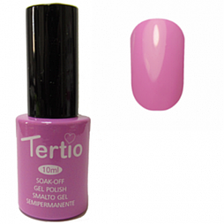Гель-лак Tertio № 025 (темно-ліловий)