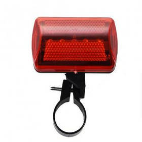 Ліхтар велосипедний задній HB 101 5 LED Фара Мигалка