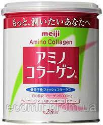 Амино коллаген, MEIJI, Япония (ж/б, порошок, 200 г )