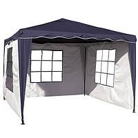 Садовый шатер павильон Everyday с тремя стенками,водостойкий (3м-3м)