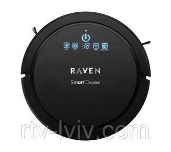 Пылесос автоматический (робот) RAVEN EOA001 SmartCleaner