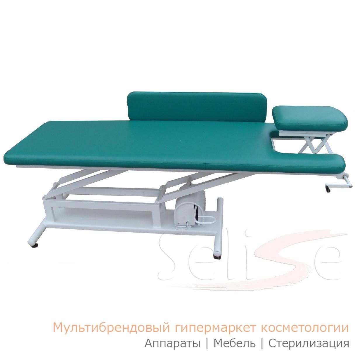 Кушетка эндоскопическая(гидравлическая регулировка высоты)