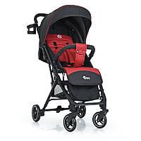 Прогулочная детская коляска-книжка ME 1039L IDEA Crimson Gray Гарантия качества Быстрота доставки