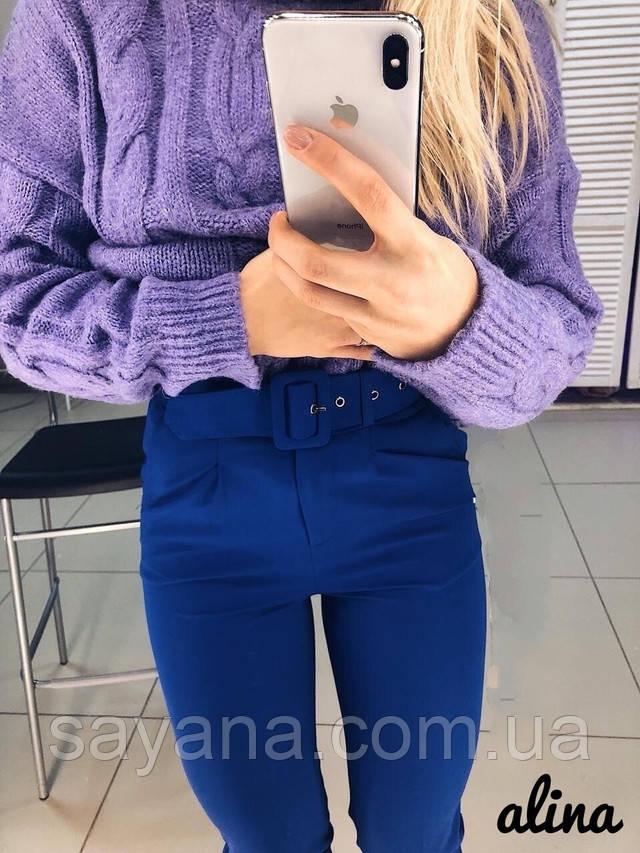 женские модные брюки  оптом
