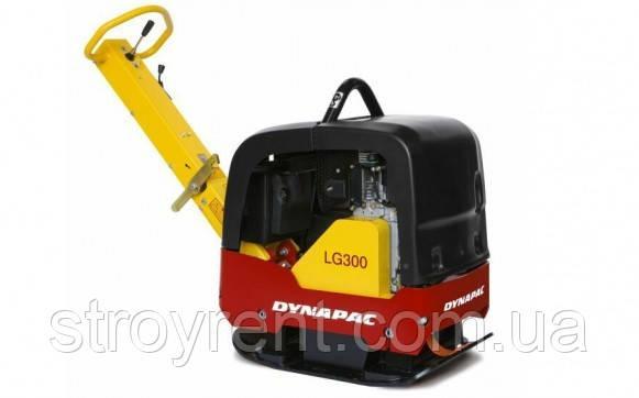 Виброплита Dynapaс LG 300 - аренда, прокат