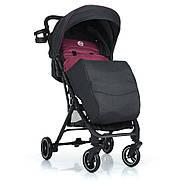 Прогулянкова дитяча коляска-книжка ME 1039L IDEA Rose Gray Гарантія якості Швидкість доставки, фото 2