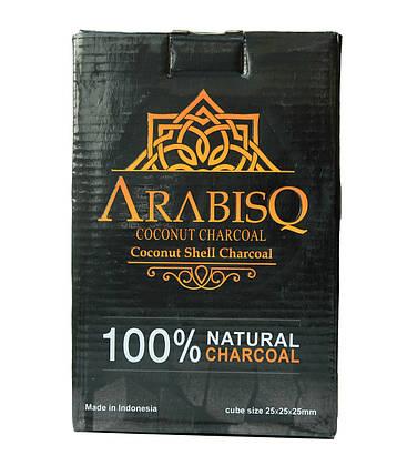 Кокосовый уголь ARABISQ 1 кг, фото 2