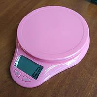 Весы Tomato Electronic Kitchen Scale точные электронные кухонные до 5 кг