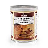 Масло-воск для мебели, Hard Furniture Wax Oil, Borma Wachs, Interior Line, 1 литр, фото 2