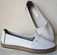 Sonia! Кожаные слипоны для девочек и девушек мокасины туфли универсальные