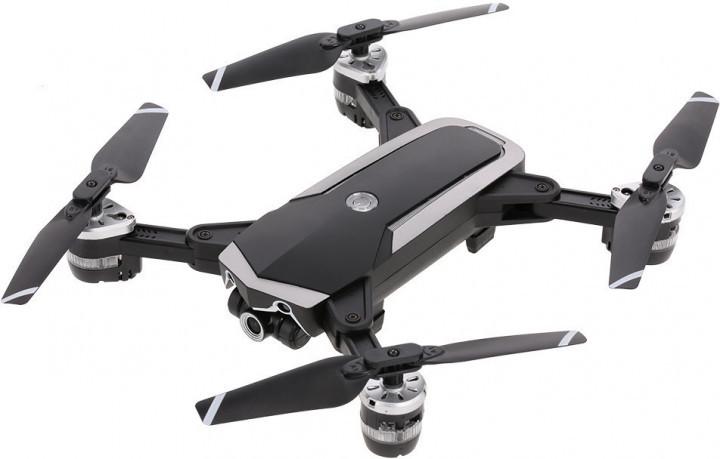 Квадрокоптер складной Drone S161 с камерой