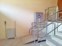 Подъемник инвалидный для колясок, фото 1