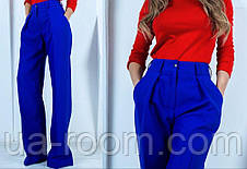 Женские брюки из габардина №545, фото 2