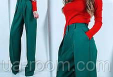 Женские брюки из габардина №545, фото 3