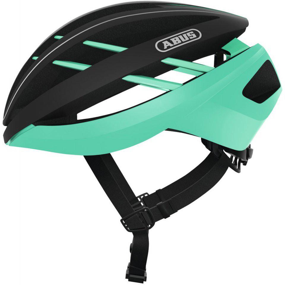Шолом велосипедний ABUS AVENTOR L Celeste Green