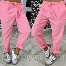 Женские брюки из габардина №544