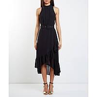 Платье женское Silvian Heach Chemini Черное (CVP19367VE)