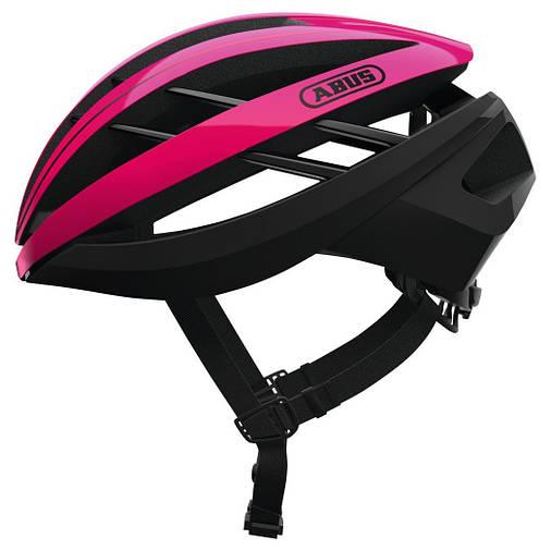 Шолом велосипедний ABUS AVENTOR L Fuchsia Pink, фото 2