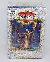 Черный чай Gabbi`s в картонной пачке «Волшебник мерлин» - OPA 100г.