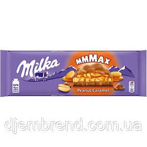 Шоколад Milka Peanut Caramel 300 р. Швейцарія