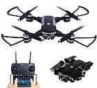 Квадрокоптер Drone S161 с камерой, складной, фото 3