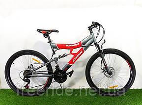 Подростковый Велосипед Azimut Tornado 24 GD, фото 3