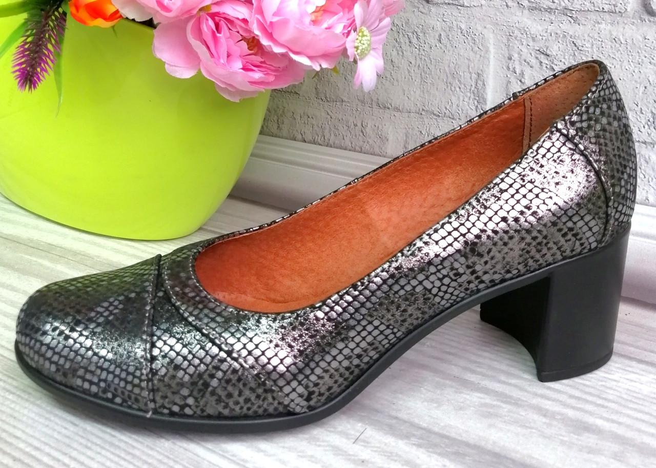 Молодежные кожаные туфли. Обувь от производителя.